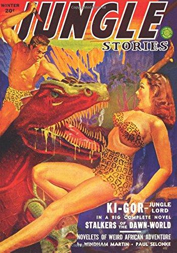 Jungle Stories - Winter/43: Adventure House Presents: