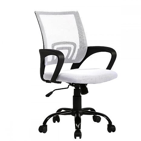 amazon com bestoffice ergonomic mesh computer office desk midback
