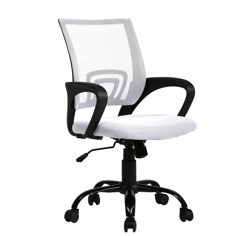 BestOffice Ergonomic Mesh Computer Office Desk Midback Task Chair w/Metal Base