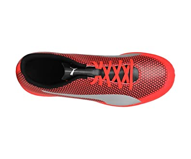 Puma Men's Spirit It Red Football Boots - 10 UK/India (44.5 EU)