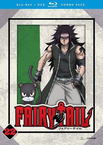 Fairy Tail - Part Twenty Two Edizione: Stati Uniti Italia Blu-ray: Amazon.es: Cine y Series TV