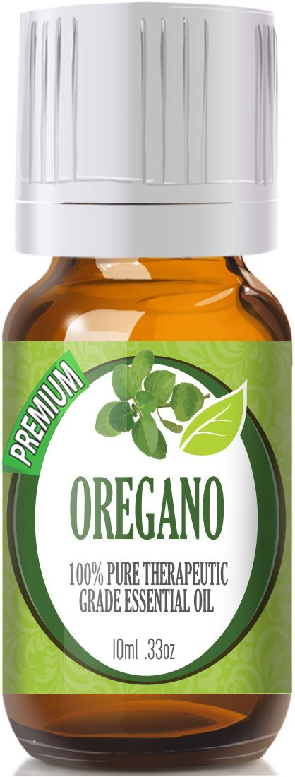 Oregano - 100% Pure, Best Therapeutic Grade Essential Oil - 10ml