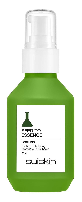 SEED TO ESSENCE [SUISKIN] 100% Natural Daily Skin Moisturizer Herbal Skin Soothing, Nourishing Facial Care