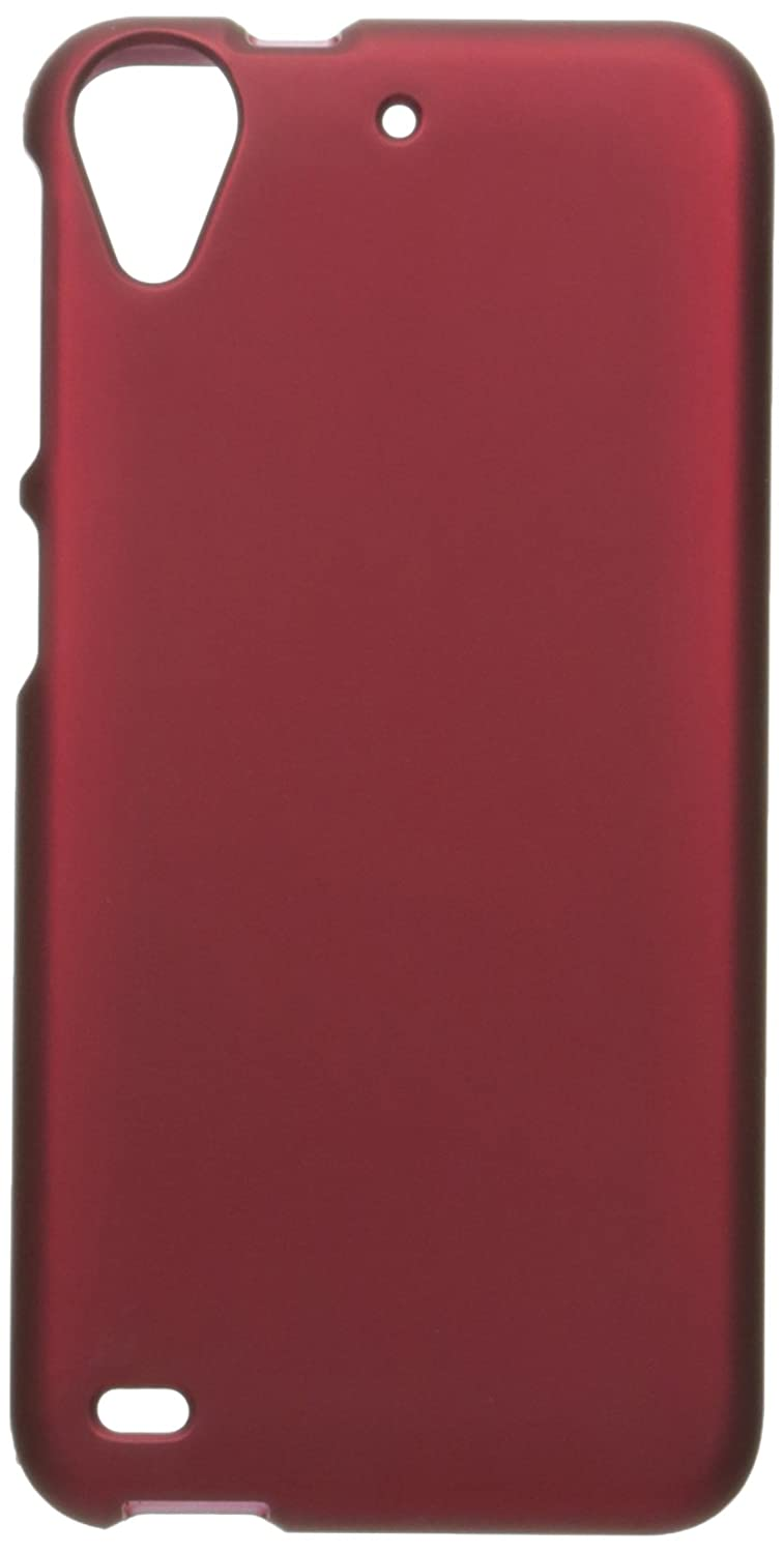HR Wireless Cell Phone Case for HTC Desire 530 - Retail Packaging - Red RP-HTC530-Red