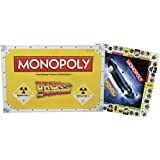DIAMOND SELECT TOYS Back to the Future Monopoly Board Game