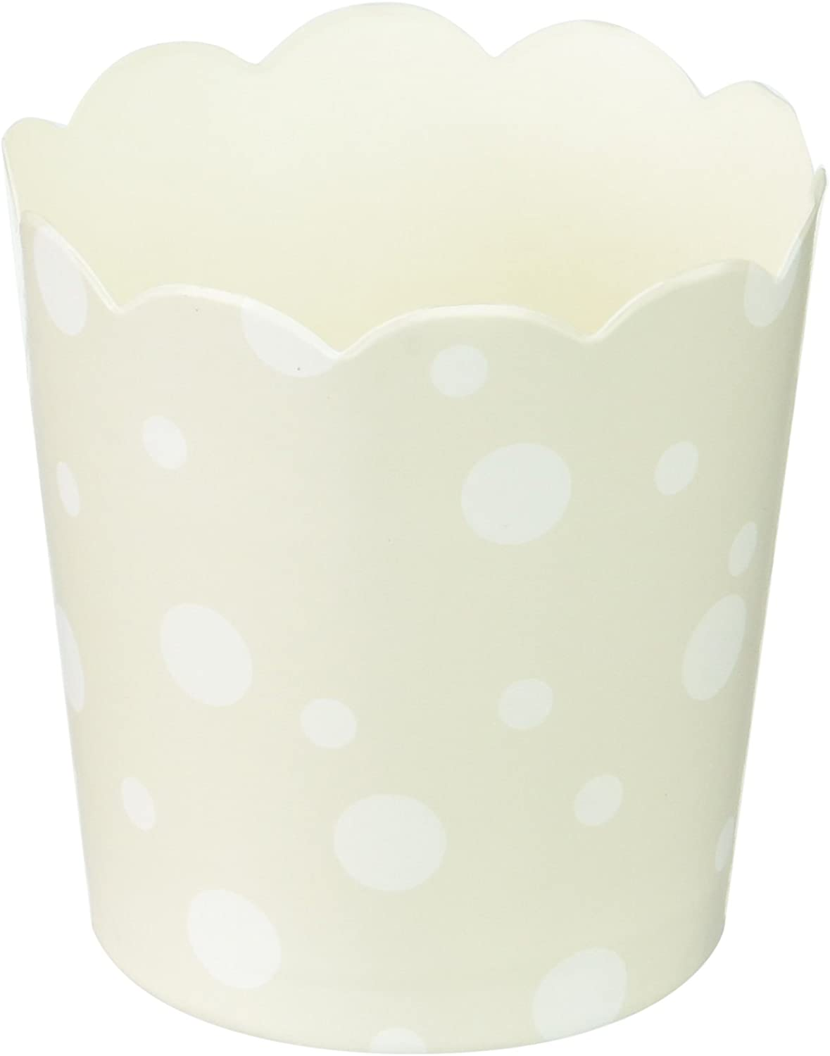 Black and White Polka Dots Mini Baking Cups 100 ct from Wilton 0375