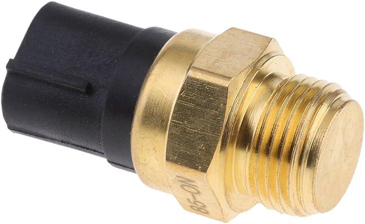 Interruptor de Temperatura de Agua Sensor Temperatura Ventilador ...