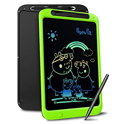 Amazon com: Lzour LCD Writing Tablet, 12 Inch Digital Electronic