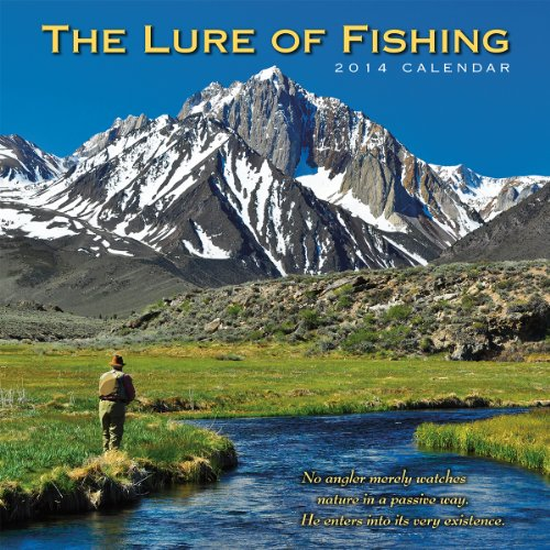 The Lure of Fishing 2014 Wall (calendar)