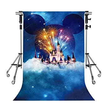 Unique Mickey Mouse Photo Booth Backdrop