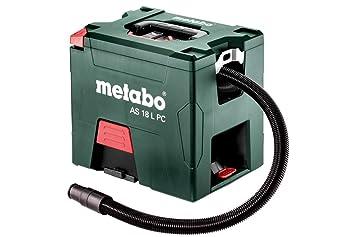 Gut bekannt METABO Akku-Sauger AS 18 L PC (602021850); mit manueller GI78