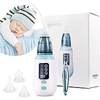 Aspirador nasal, limpiador de nariz de carga USB