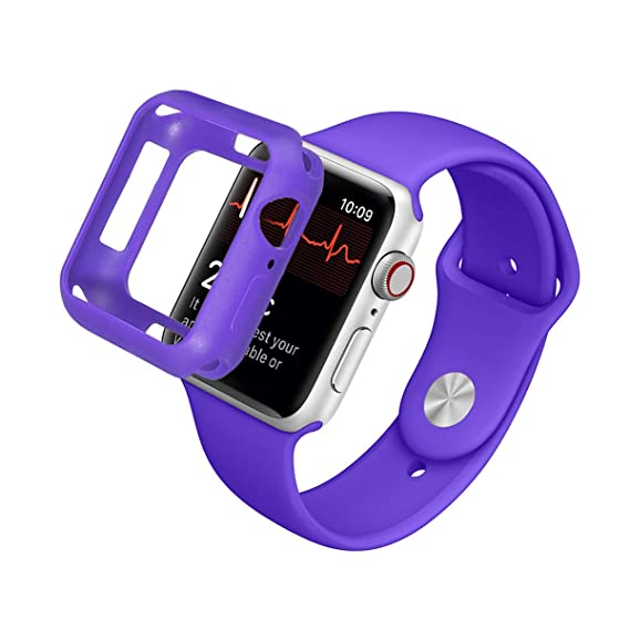 buy popular ebbb8 5f25c Amazon.com: Replacement for iWatch 4 case, Apple Watch Series 4 Case ...