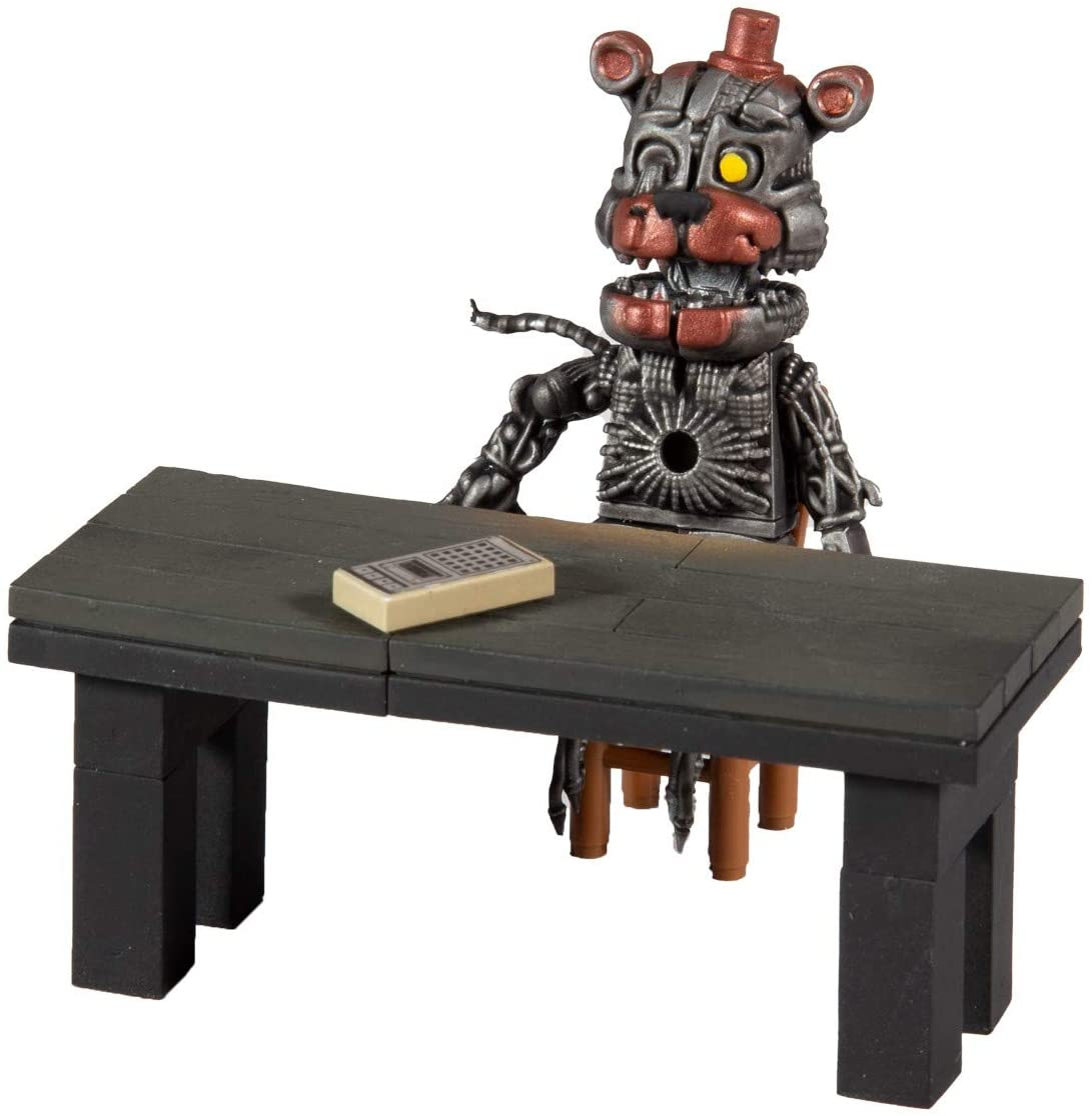McFarlane Toys Five Nights at Freddy's Salvage Room Micro Construction Set