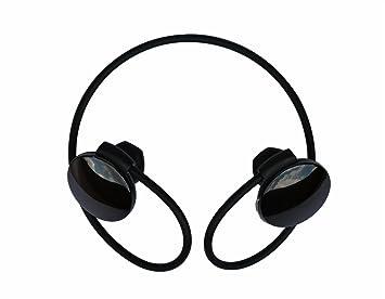 HEADSET Nuevo Auricular Bluetooth Colgante Emociones Auriculares Deportivos Inalámbricos Oído Estéreo Espera Larga Modo PrivadoXUAN (