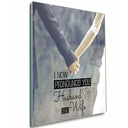 Amazon Com I Now Pronounce You Husband And Wife So Can Hold Hand