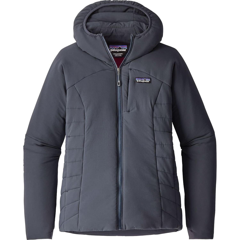 パタゴニア アウター ジャケットブルゾン Patagonia Nano-Air Hooded Jacket Women Smolder Bl 1w4 [並行輸入品] B0743346VD