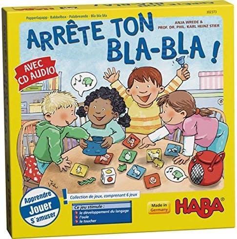 HABA – 302373 – arrête Ton Bla-bla: Amazon.es: Juguetes y juegos