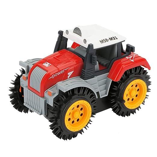 Coche juguete,CHshe❤❤,Camión volquete para niños,Simulación 4 ...