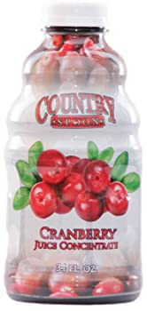 Country Spoon Concentrate Cranberry Juice