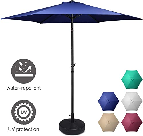 Flexzion Patio Umbrella 10 Feet