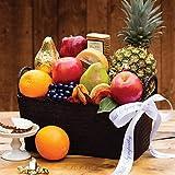 Heartfelt Condolence Fruit Basket - The Fruit Company