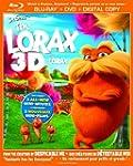 Dr. Seuss' The Lorax [Blu-ray 3D + Bl...