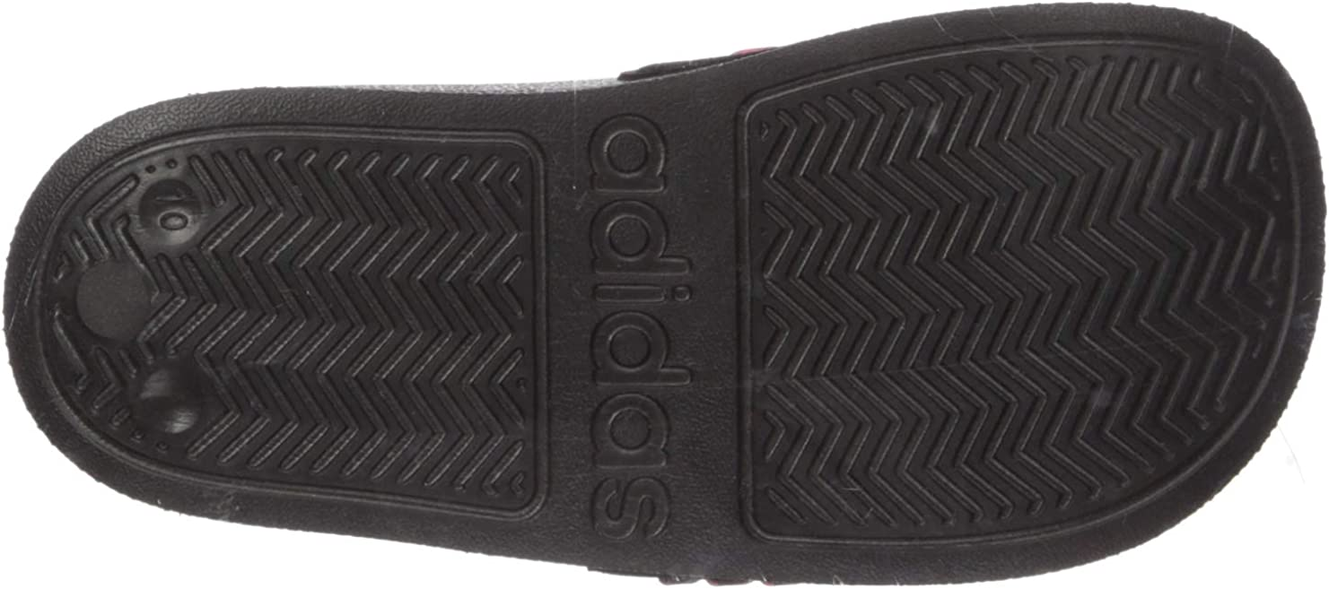 adidas - Adilette Shower mixte enfant Black Glory Pink Black