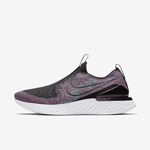 8a559fbffa58a Amazon.com   Nike Women's Epic Phantom React Flyknit Running Shoes ...