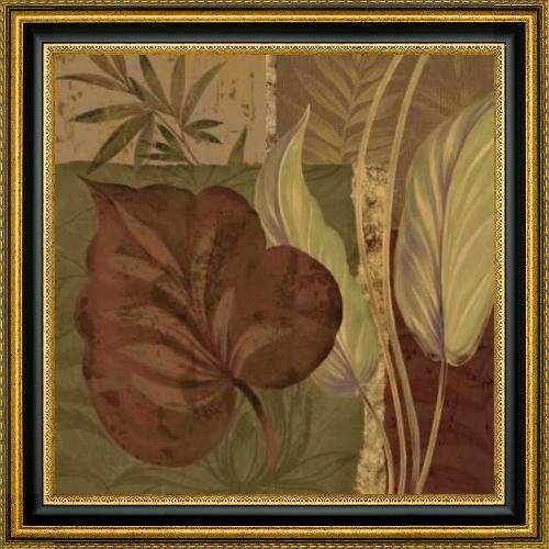 Tropical Foliage II by Pamela Gladding - 30