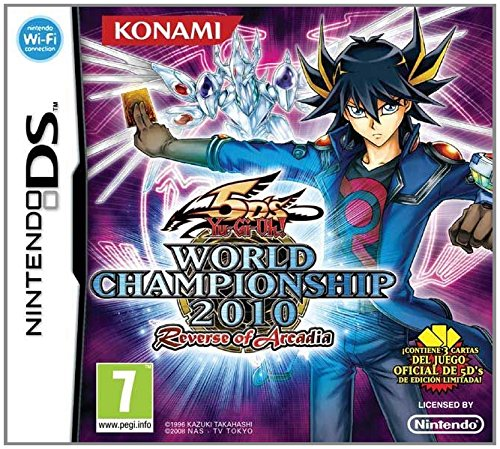 Yu-Gi-Oh: World Championship 2010 - Nintendo DS