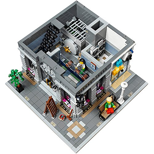 61tZ8b0jSqL - LEGO Creator Expert Brick Bank 10251 Construction Set