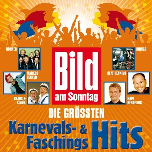 BamS - Die Größten Karnevals - & Faschings Hits