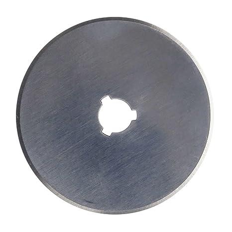 5x Klingen Rollklingen 28mm Stahl für Rollschneider Rollmesser Rollcutter