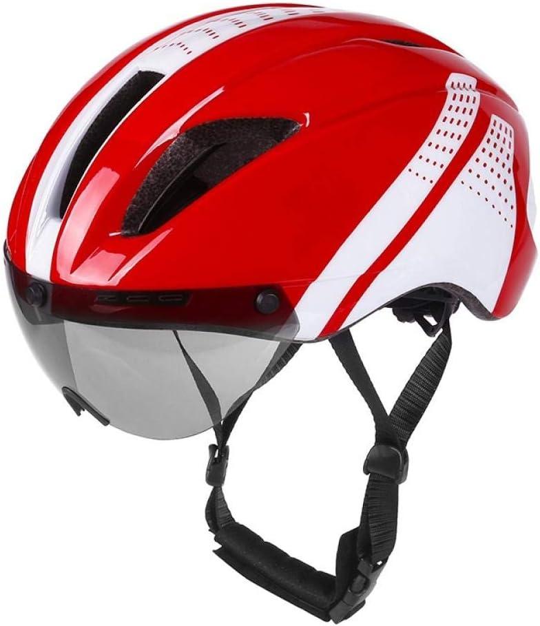 Casco ultraligero para ciclismo,casco ajustable para bicicleta de ...