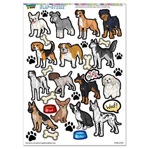 Dog Breeds Chihuahua SLAP STICKZ Scrapbook product image