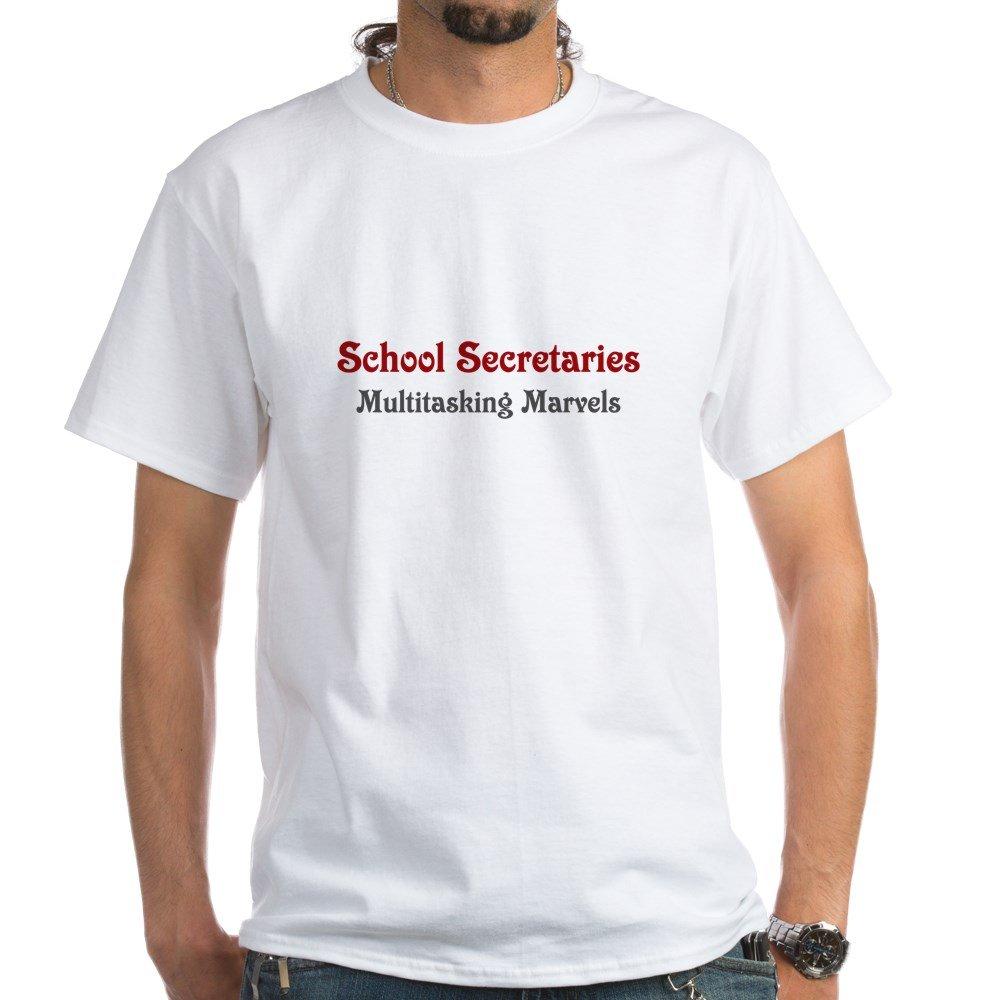 School Sec Multitasking S T Shirt 3509