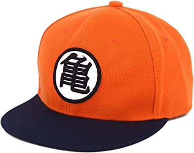Dragon Ball Z gorra hip hop flat caps Anime Goku