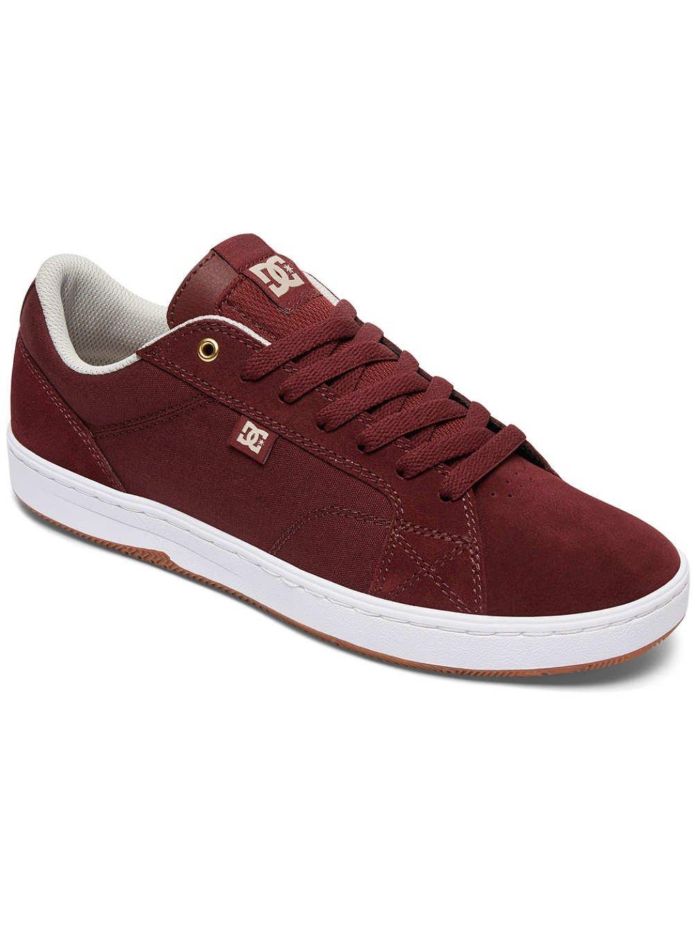 DC Herren Astor Sneaker  Schwarz/Schwarz/Schwarz  One Size oxblood/oyster