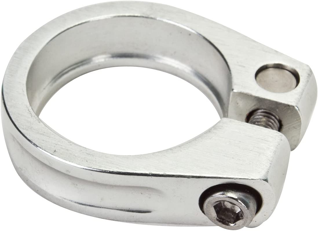 Sunlite Alloy Seat Post Clamp 31.8 SIlver