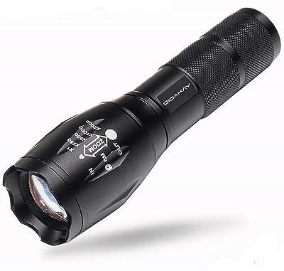 Brightest AAA Flashlight