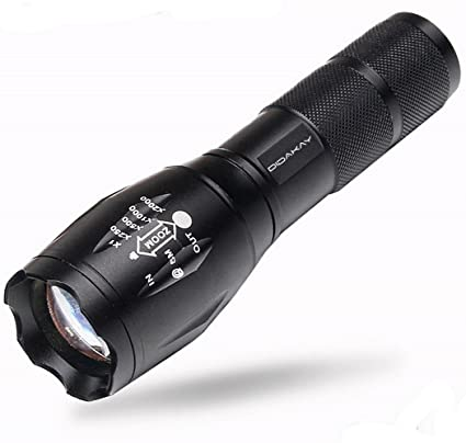 Image result for amazon led tactical flashlight