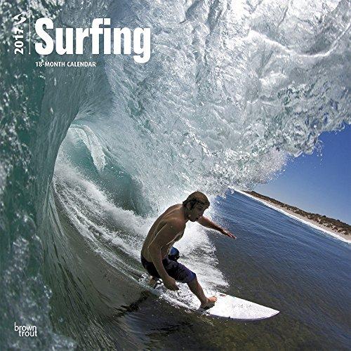 Surfing 2017 Wall Calendar