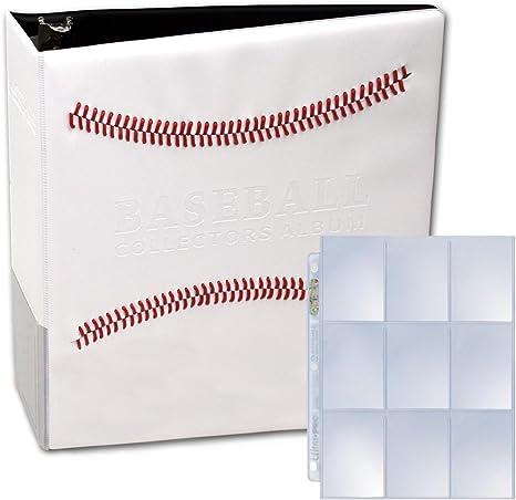 Ultra Pro Collectors 9-Pocket//4-Pocket Trading Card Album//Binder//Folder A4//A5