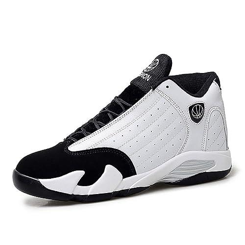 Zapatillas de Baloncesto para Hombre con Cordones ...