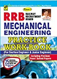 RRB Railway Recruitment Board Mechanical Engineering Practice Work Book - Old Edition: Inculding Solved Papers (For Section Engineer and Junior ... Changed Pattern & Syllabus - Set of 25 Books)