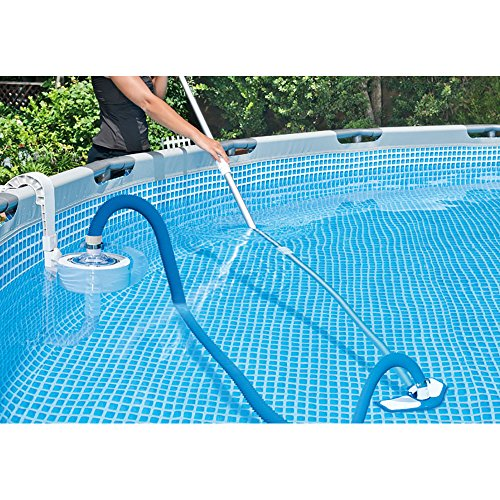 Intex Spiral Hose For Pool Filters X 25ft Buy Online In Uae Lawn Garden Products In