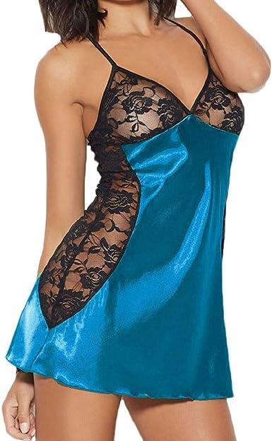 Women Fishnet Sexy-Lingerie Nightwear Underwear G-string Babydoll Sleepwear