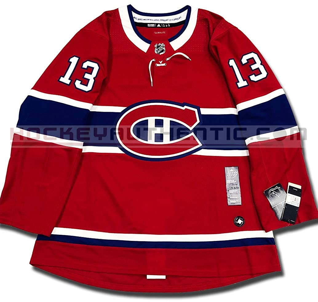 new arrival 894e0 eef91 MAX DOMI Montreal Canadiens Authentic PRO Home Adidas NHL Jersey   Amazon.ca  Clothing   Accessories