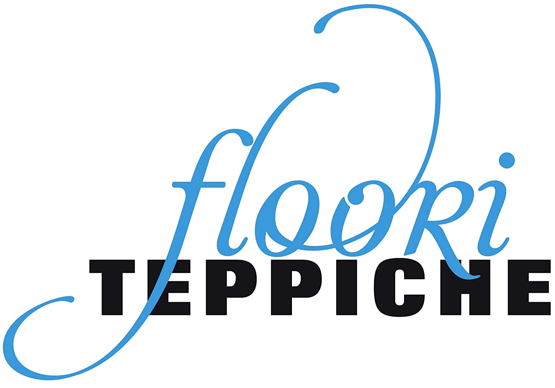 moderner Wohnzimmerteppich casa pura Floori/® Shaggy Teppich GuT-Siegel//PRODIS Gr/ö/ße w/ählbar Hellblau